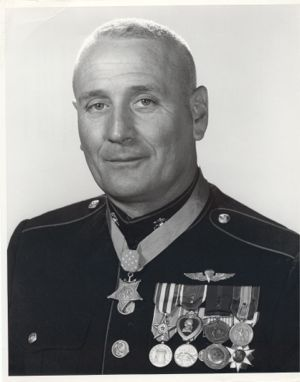 Marine Medals | Gunnery Sergeant Jimmie E. Howard (1929-1993) USMC.  Medal of Honor for conspicuous gallantry and intrepidity at the risk of his own life above and beyond the call of duty on 16 June, 1966, near Chu Lai, Republic of Vietnam. Through his extraordinary courage and resolute fighting spirit, G/Sergeant Howard was largely responsible for preventing the loss of his entire platoon. Also awarded Silver Star, Purple Heart w/ two Gold Stars. Visit site, read more.