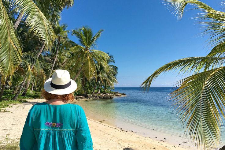 San Blas Inseln, Panama, Zentralamerika. Mehr zu den 365 Inseln auf meinem Reiseblog.