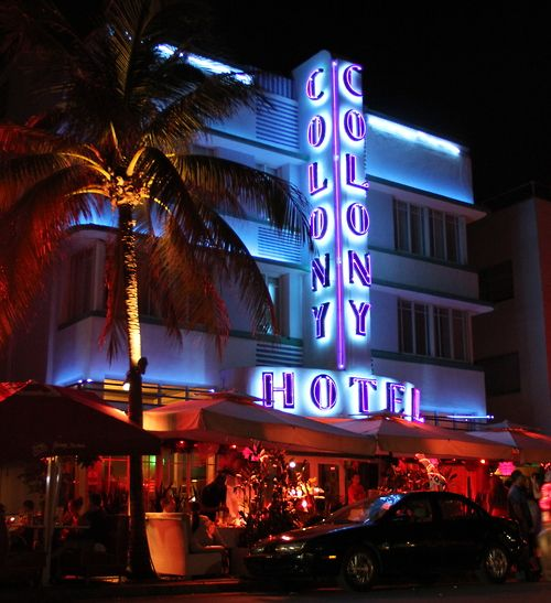 Colony Hotel, Miami Beach