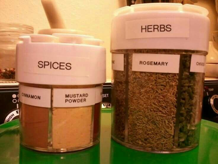 Sprinkle containers!!