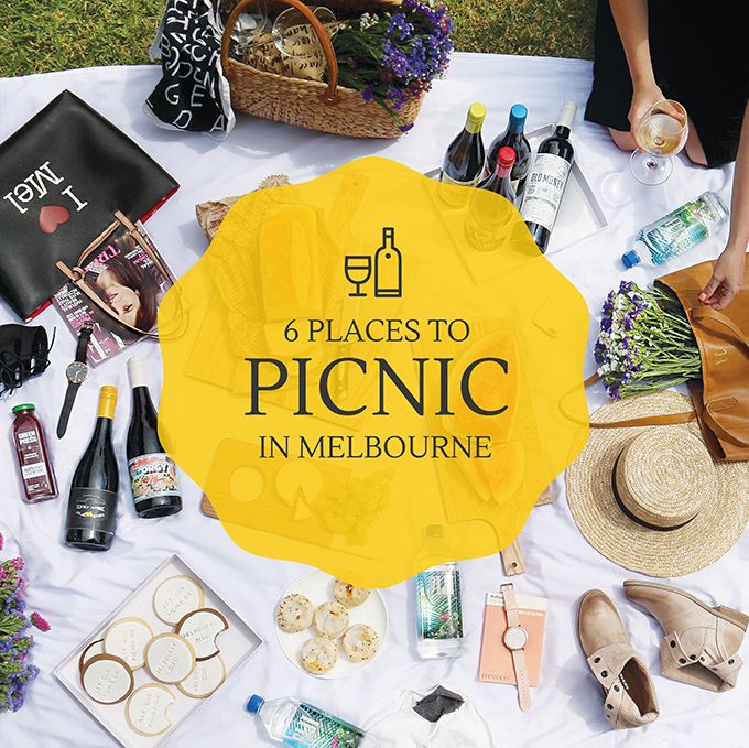 6 places to Picnic in Melbourne
