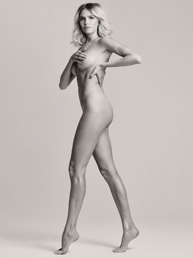 модель Елена Перминова - выглядеть на миллион после третьих родов