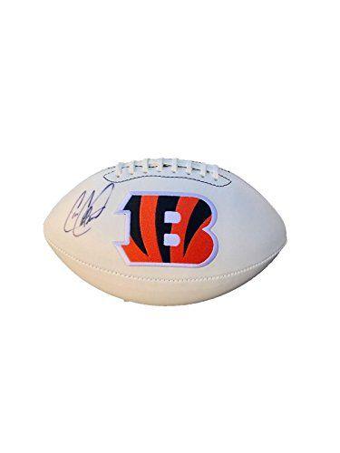 Cris Collinsworth Cincinnati Bengals Footballs