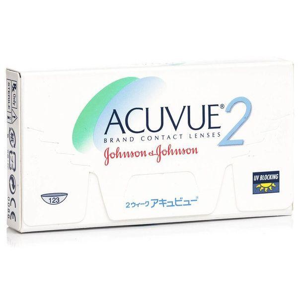 Lentes de Contacto Acuvue 2 de Johnson & Johnson - Óptica 24/7 Argentina