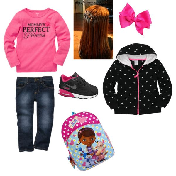 """""""Toddler Outfit"""" by mely83 on Polyvore"""