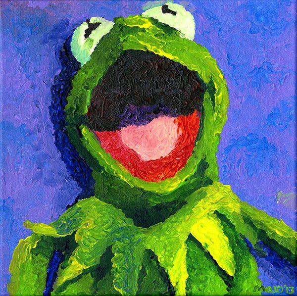 33 Best Muppet Artwork Images On Pinterest Puppet The
