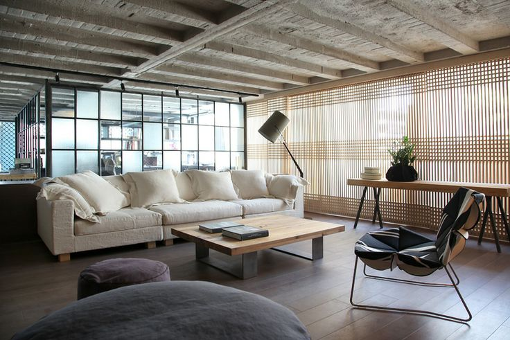 Loft in Athens, design, Morosso, industrial, esestudio architcts