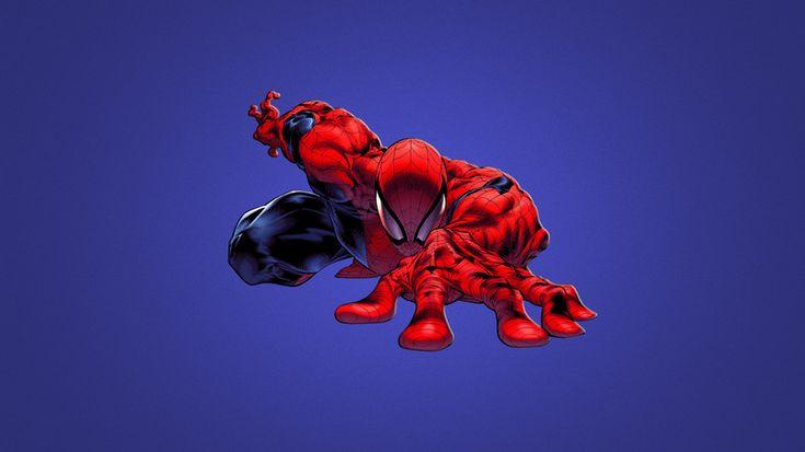 Cool Spiderman HD Wallpaper