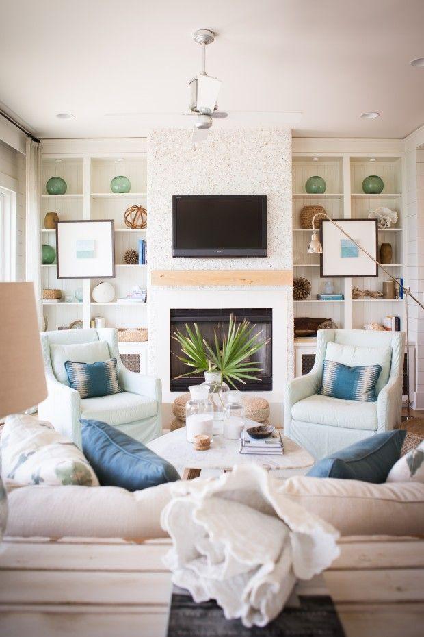 Beautifully Seaside / Formerly Chic Coastal Living: Beach House Bungalow