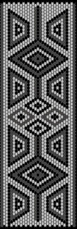 d303fea22a188ce050a43b3125f4d153.jpg (271×800) Mochila wayuu pattern