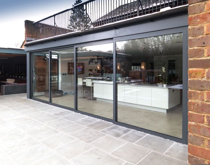 54 best images about doors on pinterest aluminium french for Aluminium patio doors