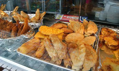 Puerto Rican Street Food.