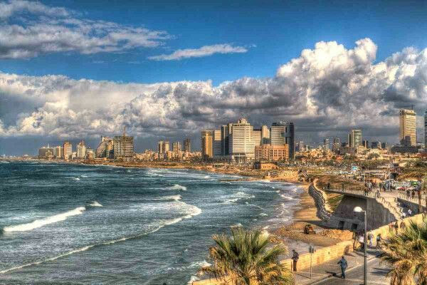 Tel Aviv, Israel!  Probably won't be doing the beach, but I will be all about the city life!