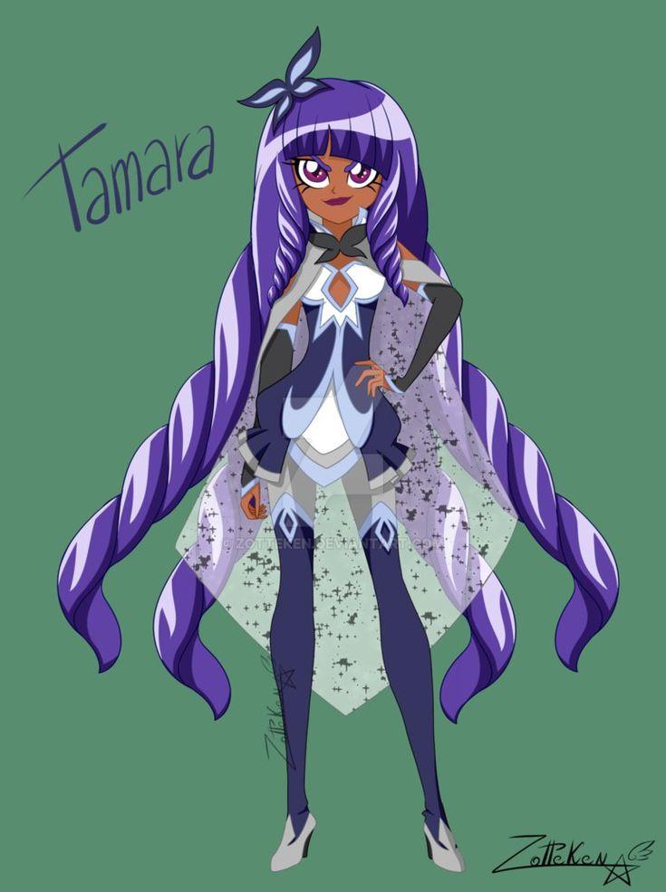 Commission: Tamara Evil Lolirock clone by JaroOrionStryker