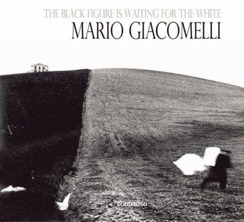 The black is waiting for the white mario giacomelli photographs
