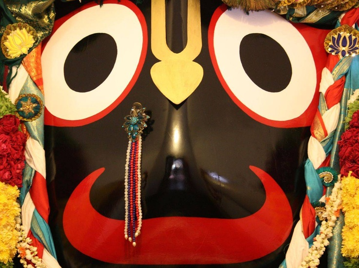 Jaganatha - for babies to focus on