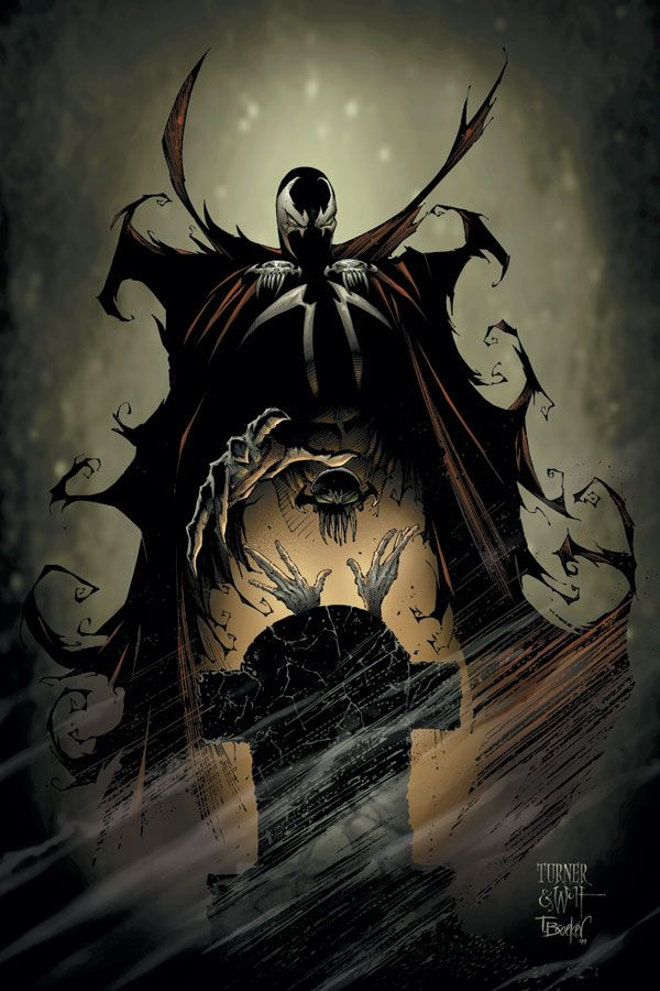 SPAWN.COM >> COMICS >> SPAWN THE UNDEAD >> MONTHLY SERIES >> ISSUE 3