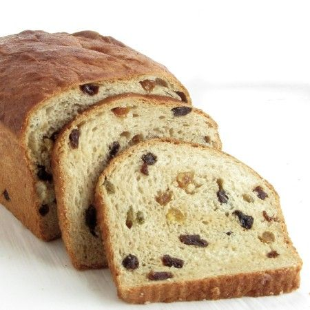 Raisin bread. Because raisins.