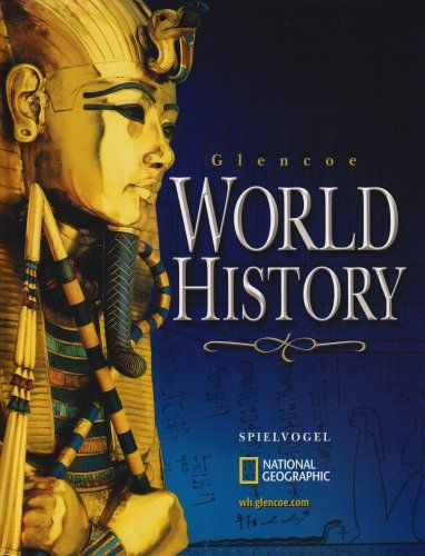 Glencoe World History by Jackson J. Spielvogel http://www.amazon.com/dp/0078607027/ref=cm_sw_r_pi_dp_97mvxb087ZB3R