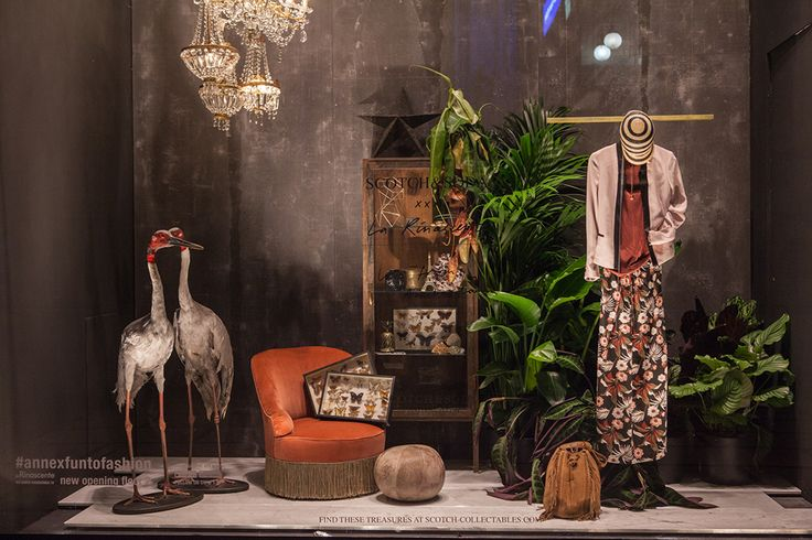 """La Rinascenta, Milan, Italy presents: """"Scotch & Soda all relaxed at Home"""", pinned by Ton van der Veer"""