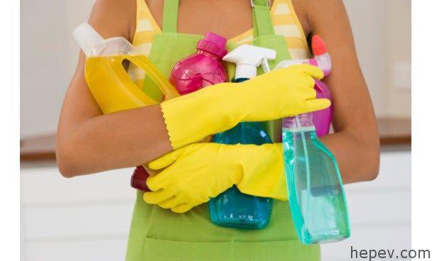 Pratik Bahar Temizliği İçin Püf Noktalar - http://hepev.com/pratik-bahar-temizligi-icin-puf-noktalar-3263/