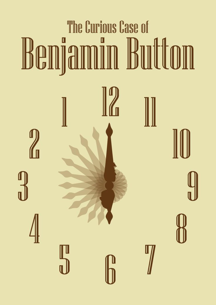 benjamin button reflection from the movie Present tense: the curious case of benjamin button by matt zoller seitz on  may 8, 2009 in film comments (0) present tense: the curious case of.