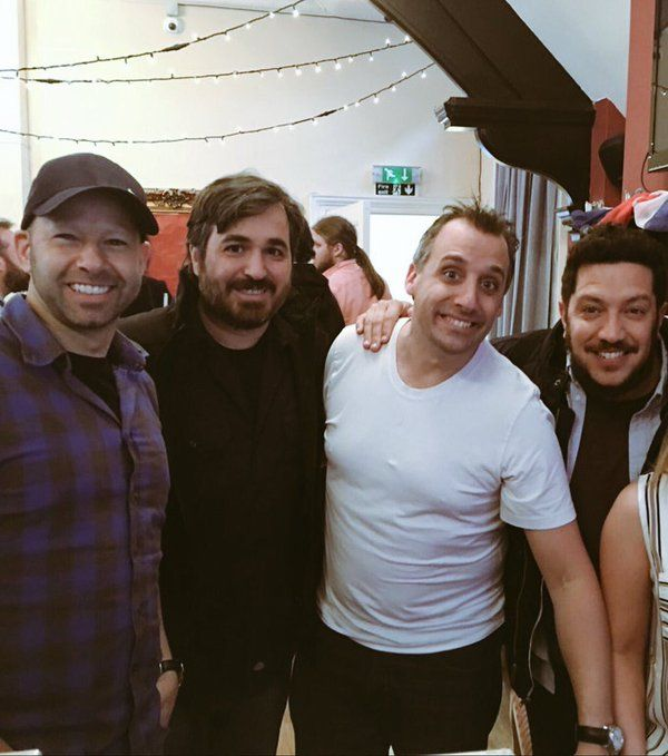 17 best images about impractical jokers the tenderloins for Impractical jokers tattoos real