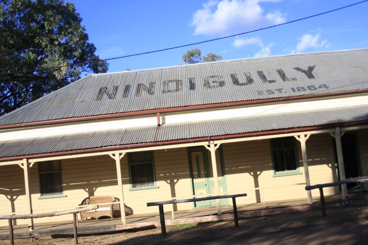 Nindigully is home to the historic Nindigully Hotel, established in 1864. The hotel is now believed to hold one of the longest continued licenses in Queensland. You can't beat this for a classic outback-style pub with riverside fishing right out front.