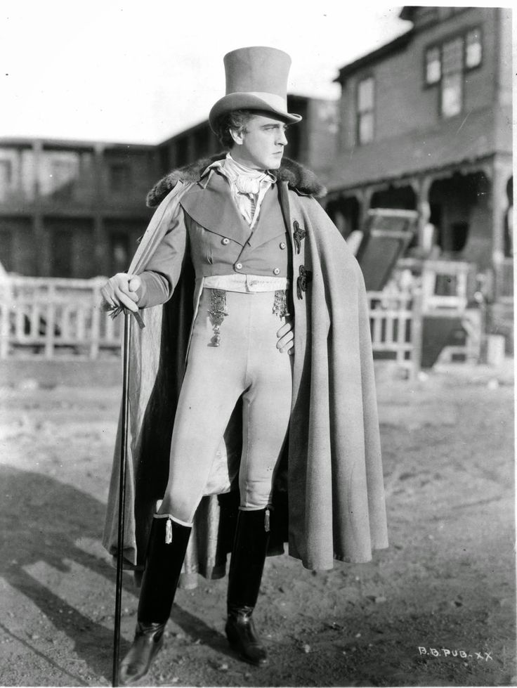 John Barrymore in Beau Brummel