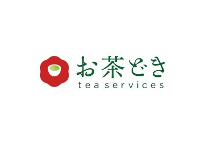 Ochadoki tea services / logo / FROM GRAPHIC