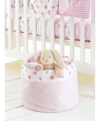 Mothercare Daisy Lane Fabric Storage Basket