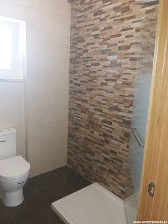 SENHOR FAZ TUDO - Faz tudo pelo seu lar !®: Remodelação da casa de banho do apartamento de Sac...