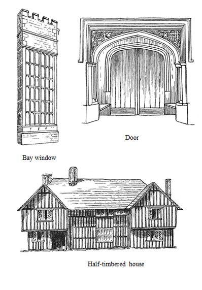 Tudor Architectural elements