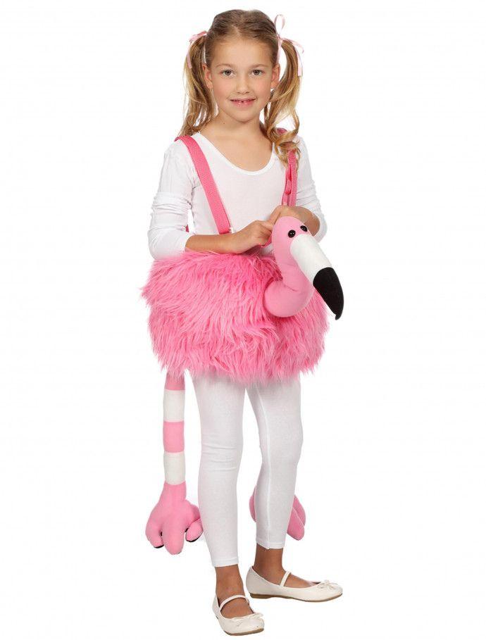 Flamingo Zum Umhangen Kinder Fur Karneval Fasching Deiters