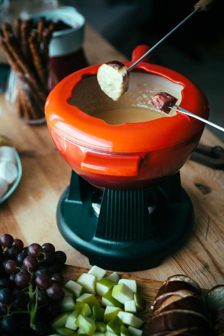 smoked gouda fondue