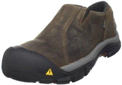 Keen Men's Brixen Lo Waterproof Insulated Shoe,Slate Black/Madder Brown,8 M US Keen. $74.97