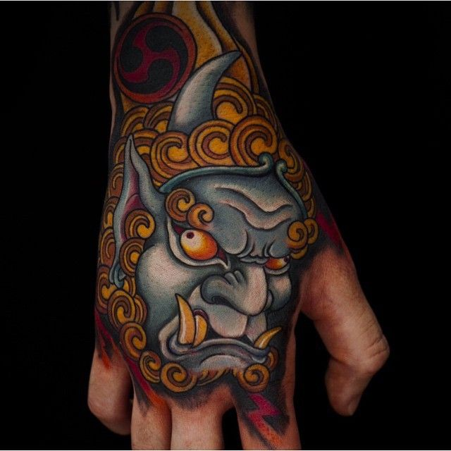 Top Free Oni Irezumi Backgrounds: 20 Best Fudo Myo-o Images On Pinterest