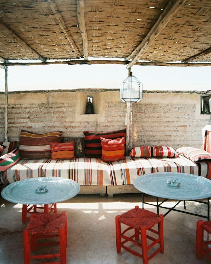 Beautiful Erstellen Exotische Inneneinrichtung Marokkanischen Stil ...