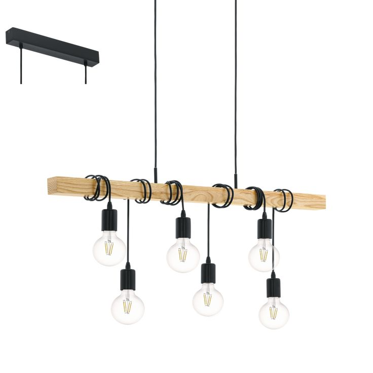 95499 / TOWNSHEND / Binnenverlichting / Main Collections / PRODUCTEN - EGLO Lights International