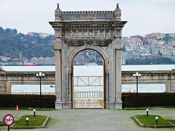 İstanbul - Çırağan Sarayı