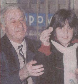 Santeos: Χαράλαμπος Λυσαρίδης : Αγαπημένο πρόσωπο στη Σίνδο...