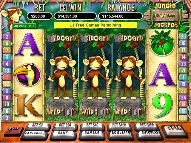 Monkey Money - Gaming Wonderland