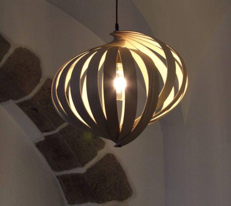 685b1c387475f8f75e6c97c4a7ca0ddf 10 Impressionnant Luminaire Suspension Bois Zzt4