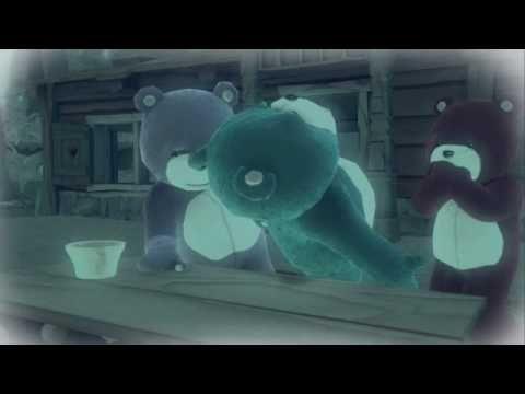 Naughty Bear - Alien Parody