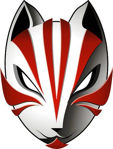 anbu mask   ANBU Mask] Kitsune [Nathan]   Masks ...