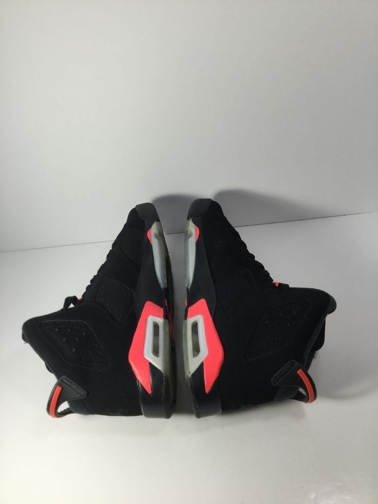 "Jordan 6 Retro ""Black Infrared"" - Used"