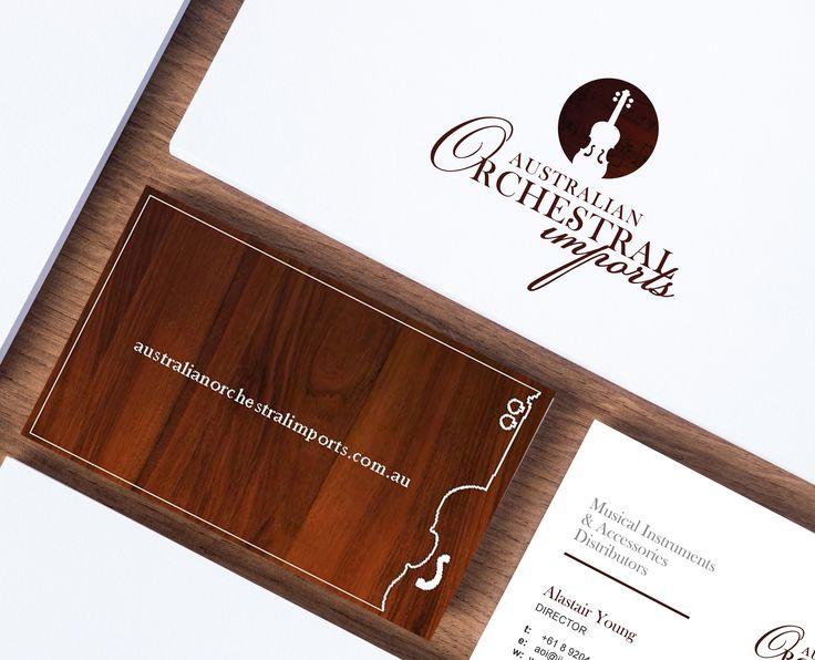 Logo + business card design