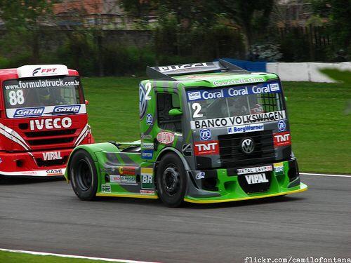 Fórmula Truck - Curitiba - 15/11/2009