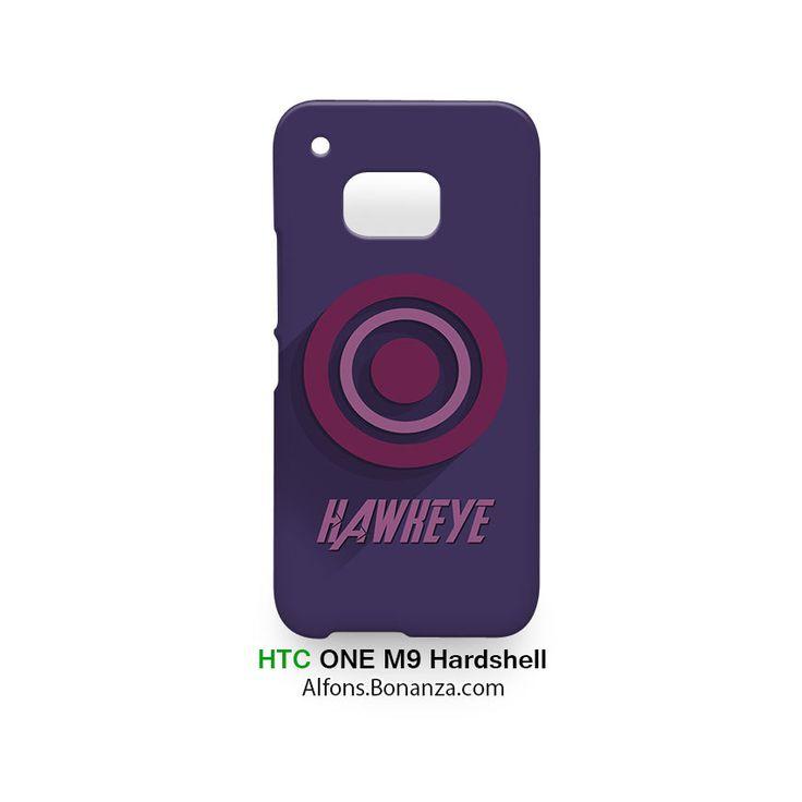 Hawkeye Superhero HTC One M9 Hardshell Case
