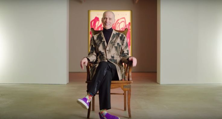 [Exclusive] John Waters on the Audacity of Cy Twombly   The Creators Project